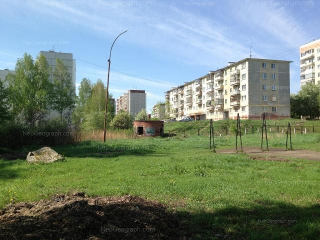 Адрес(а) на фотографии: Бисертская улица, 16 к2, 16 к5, 22, 28, Екатеринбург