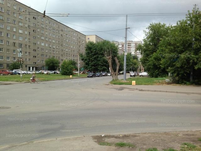 Address(es) on photo: Vosstaniya street, 93, 95, 97, Yekaterinburg