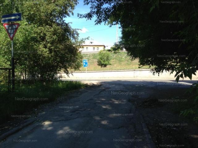 Address(es) on photo: Kuibisheva street, 112Б, Yekaterinburg