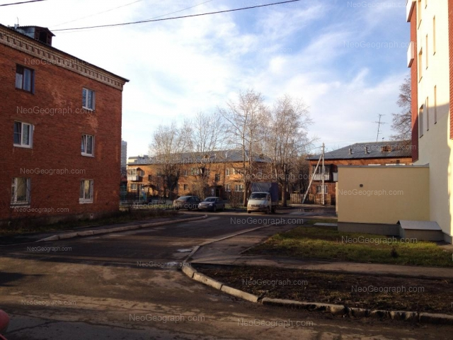 Адрес(а) на фотографии: Ухтомская улица, 8, 10, Екатеринбург