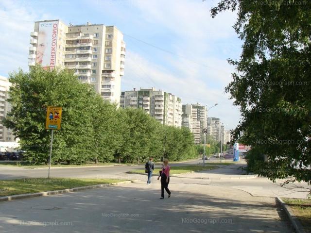 Адрес(а) на фотографии: улица Шейнкмана, 128, 134, Екатеринбург