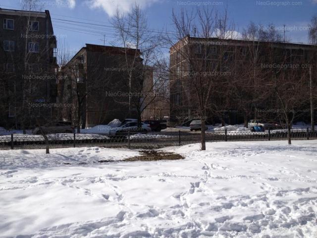 Адрес(а) на фотографии: Посадская улица, 44/1, 46, 48, Екатеринбург