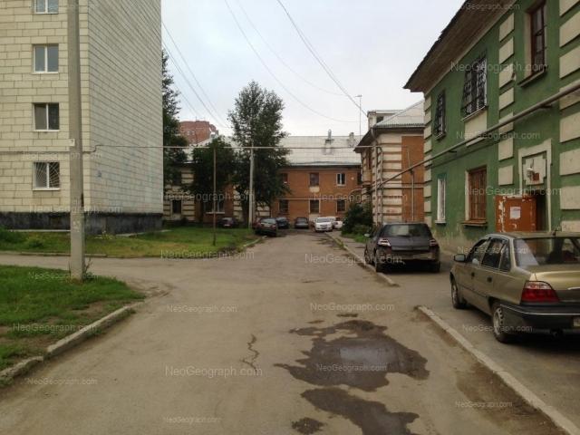 Address(es) on photo: Entusiastov street, 26, 28, Yekaterinburg