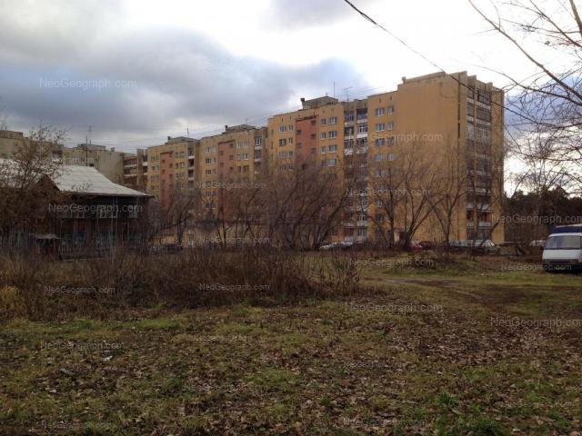Адрес(а) на фотографии: Карельская улица, 3, Екатеринбург