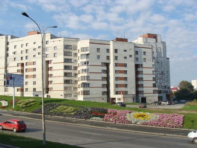 Address(es) on photo: Tokarey street, 24, Yekaterinburg