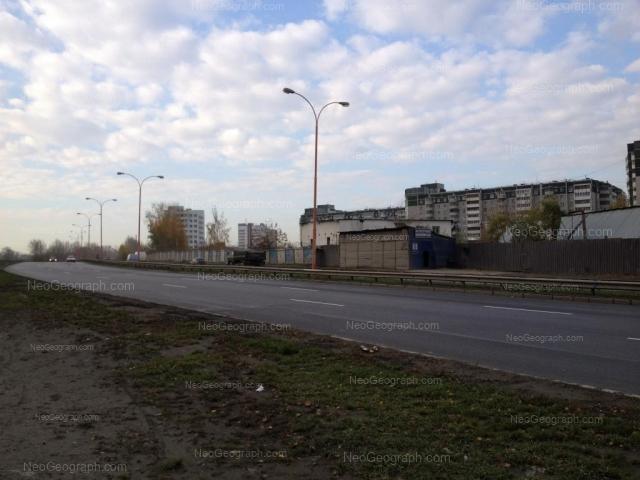 Address(es) on photo: Krestinskogo street, 53, Yekaterinburg