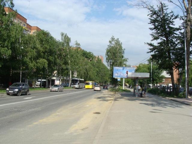 Адрес(а) на фотографии: улица Куйбышева, 90, 149, Екатеринбург