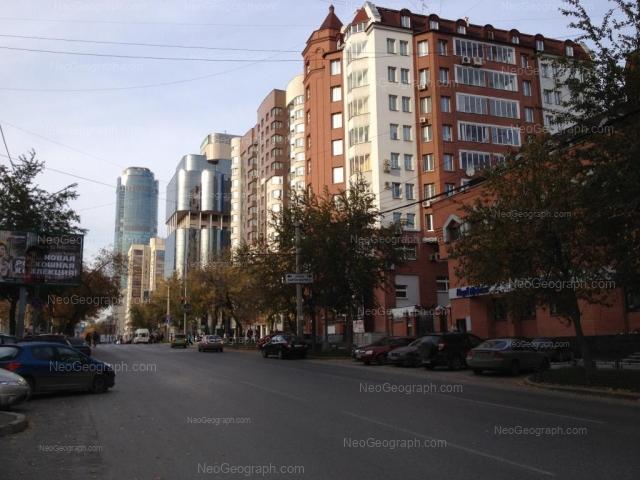 Адрес(а) на фотографии: улица Белинского, 39, 41, 55, Екатеринбург