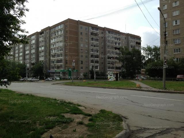 Адрес(а) на фотографии: улица Восстания, 91, 93, Екатеринбург