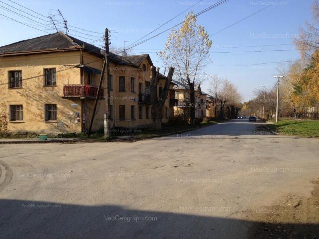 Адрес(а) на фотографии: Славянская улица, 39, Екатеринбург