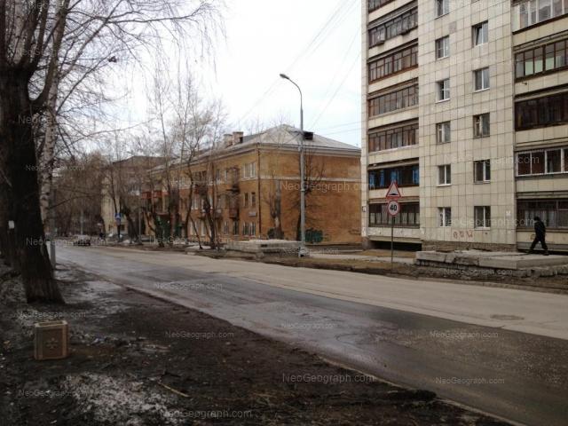 Адрес(а) на фотографии: улица Стачек, 16, 17, Екатеринбург