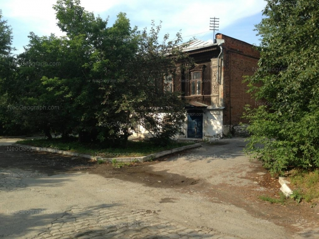 Адрес(а) на фотографии: улица Октябрьской Революции, 52А, Екатеринбург