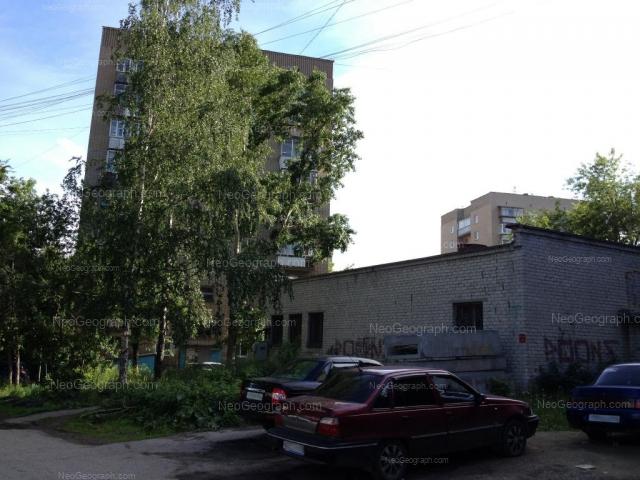 Адрес(а) на фотографии: Гурзуфская улица, 22, 24, Екатеринбург