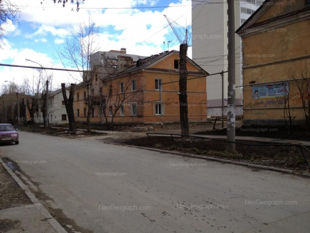 Адрес(а) на фотографии: Коуровская улица, 12, 14, Екатеринбург