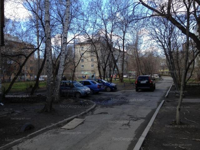 Адрес(а) на фотографии: Академическая улица, 15, 19А, Екатеринбург