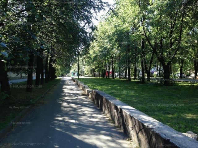 Адрес(а) на фотографии: бульвар Культуры, 30, Екатеринбург