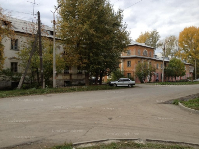 Address(es) on photo: Yerevanskaya street, 63, 65, Yekaterinburg