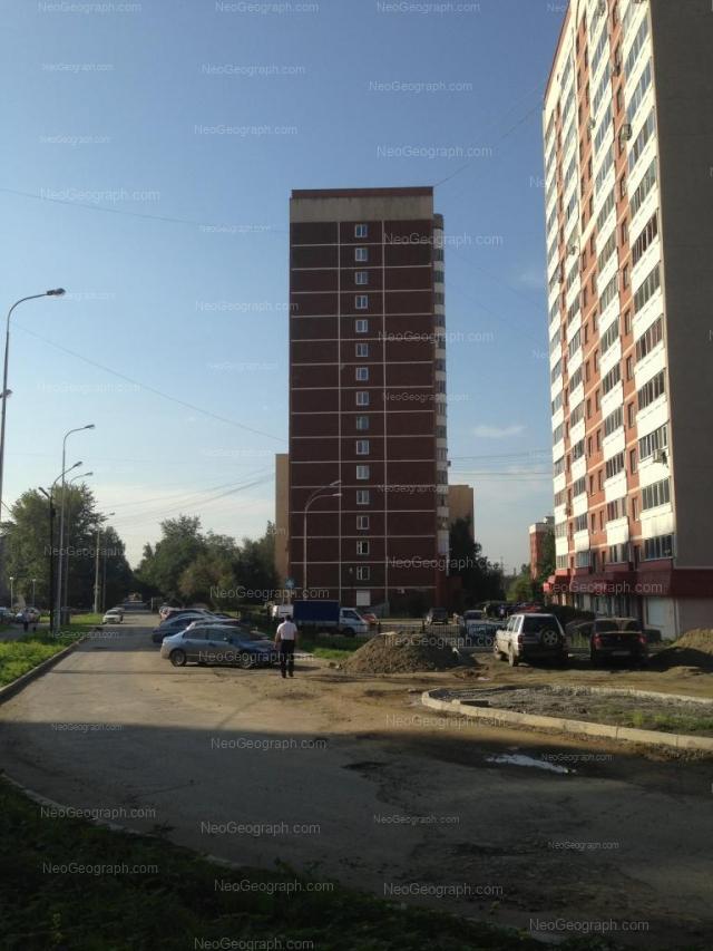 Адрес(а) на фотографии: улица Электриков, 25, 27, Екатеринбург