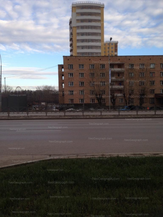 Address(es) on photo: Mashinnaya street, 3, 3А, Yekaterinburg