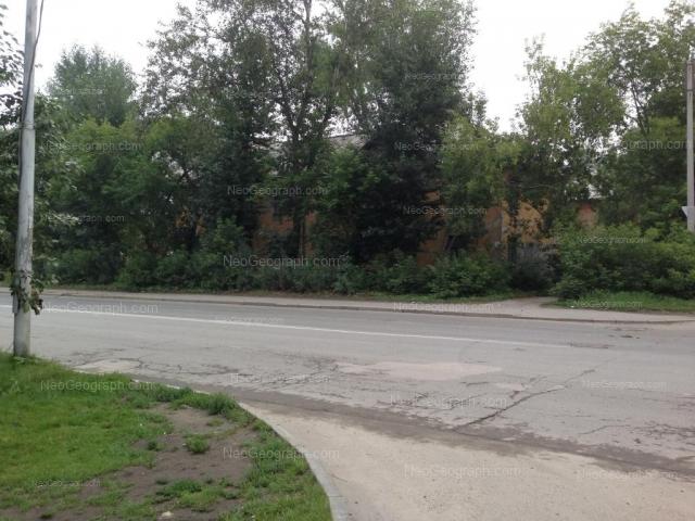 Адрес(а) на фотографии: Шефская улица, 54, Екатеринбург