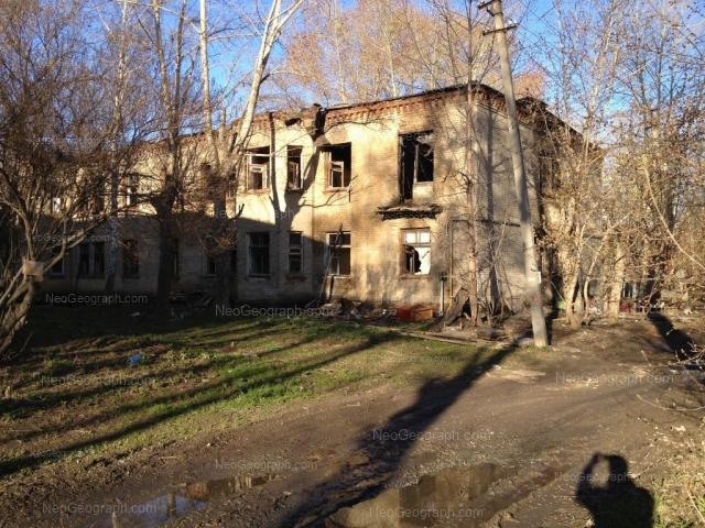 Address(es) on photo: Irbitskaya street, 11а, Yekaterinburg