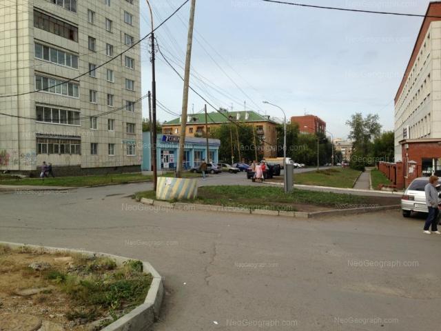 Адрес(а) на фотографии: Нагорная улица, 48, 53, 59, Екатеринбург