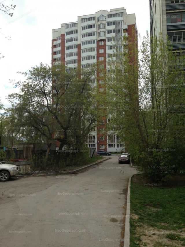 Адрес(а) на фотографии: Шадринский переулок, 16, Екатеринбург