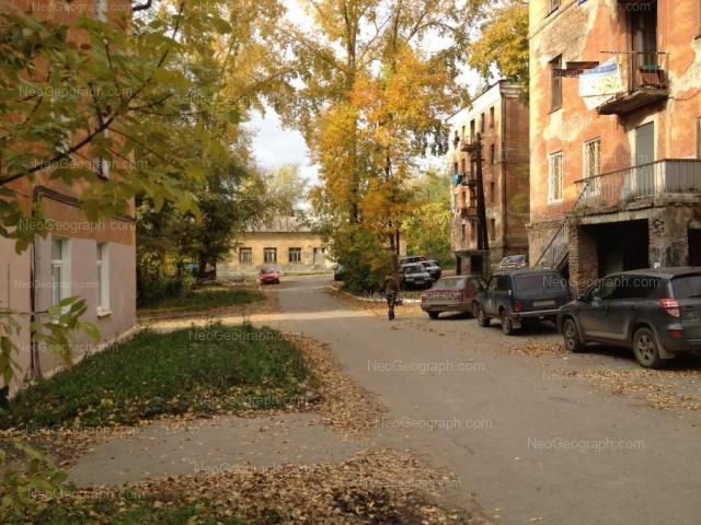 Address(es) on photo: Podgornaya street, 4А, Yekaterinburg