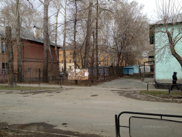 Адрес(а) на фотографии: Техническая улица, 62, 64, Екатеринбург