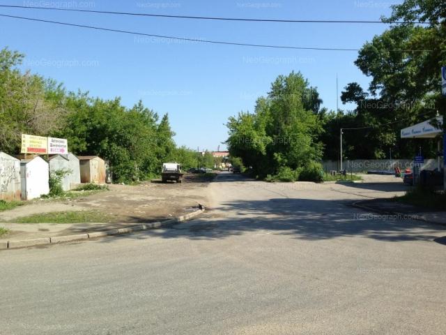 Адрес(а) на фотографии: улица Вилонова, 33А, Екатеринбург