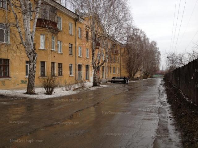 Адрес(а) на фотографии: улица Баумана, 6, Екатеринбург