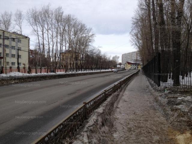 Адрес(а) на фотографии: Расточная улица, 25, Екатеринбург