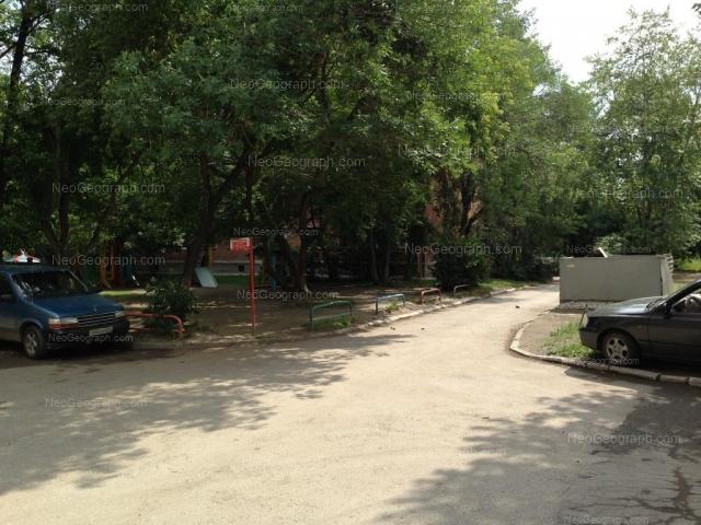 Адрес(а) на фотографии: улица Ломоносова, 28А, Екатеринбург