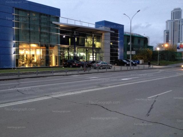 Адрес(а) на фотографии: улица Челюскинцев, 10, Екатеринбург