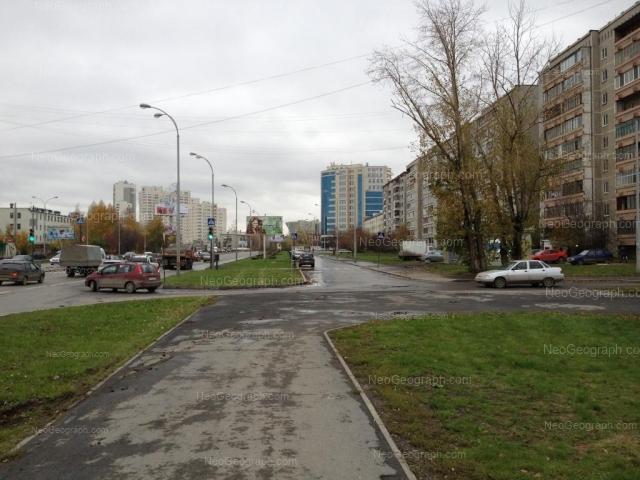 Адрес(а) на фотографии: Машинная улица, 33, 38, 40, Екатеринбург