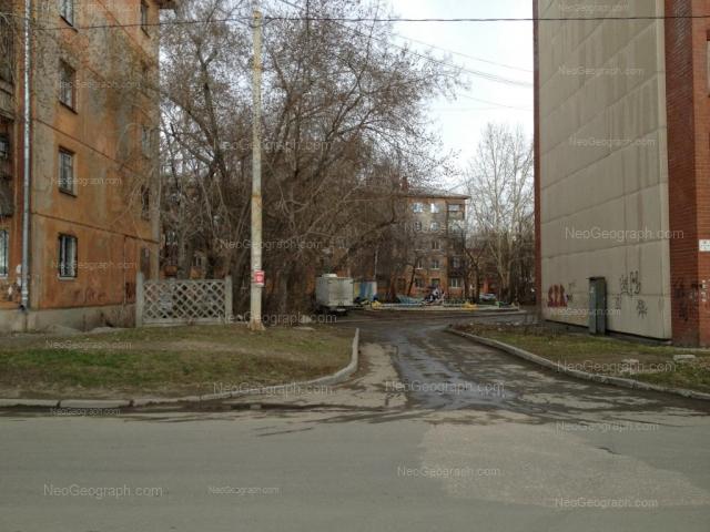 Адрес(а) на фотографии: улица Миномётчиков, 40, 42, Екатеринбург
