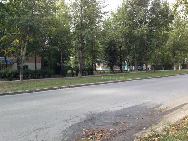 Адрес(а) на фотографии: Военная улица, 13, 15, Екатеринбург