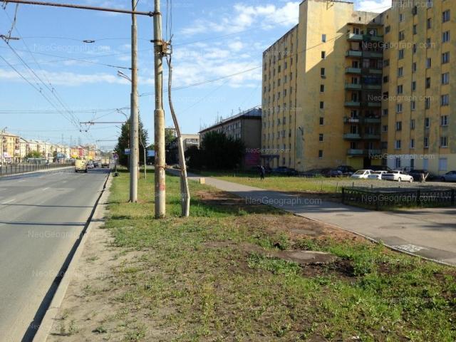 Адрес(а) на фотографии: проспект Космонавтов, 68, 70, Екатеринбург