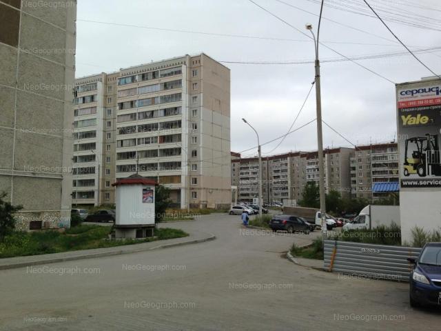 Адрес(а) на фотографии: Таганская улица, 51А, 53, Екатеринбург