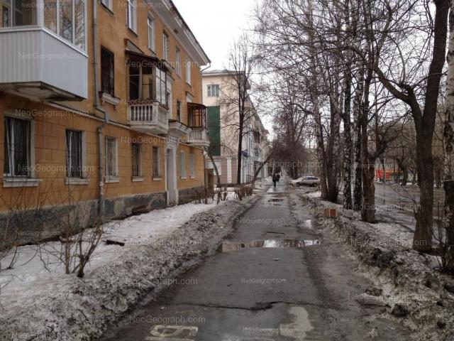 Адрес(а) на фотографии: улица Краснофлотцев, 5, 10, 12, Екатеринбург