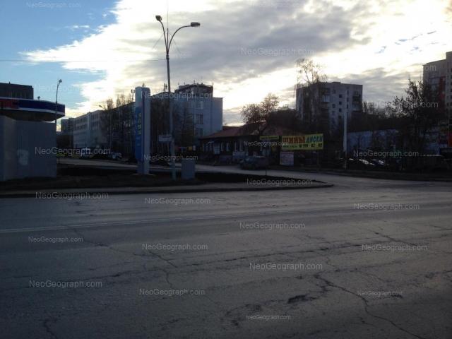 Адрес(а) на фотографии: улица Цвиллинга, 2, 4, Екатеринбург