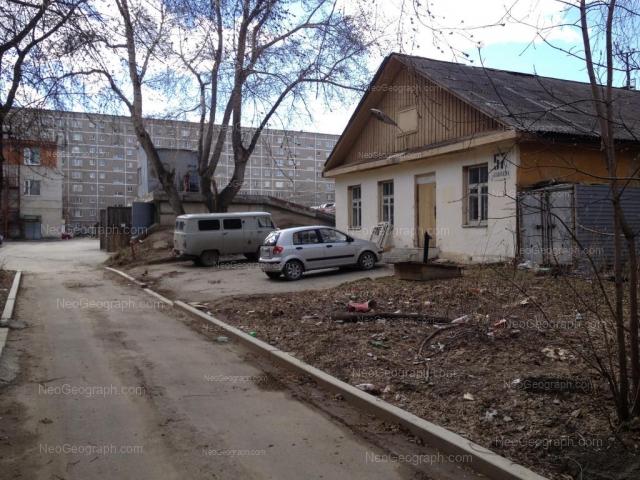 Адрес(а) на фотографии: улица Блюхера, 55, 57 а/1, Екатеринбург