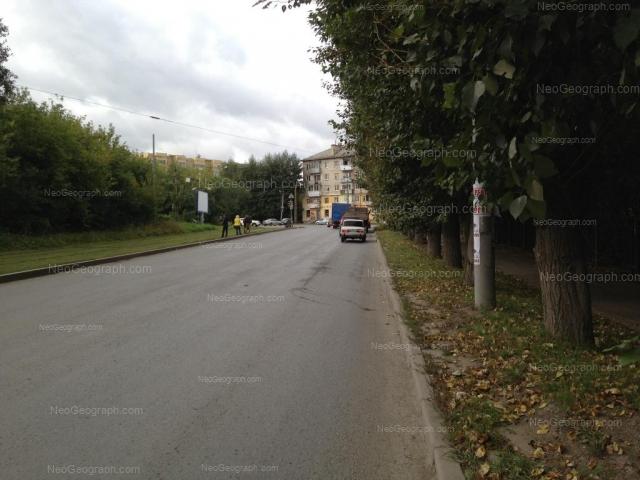 Адрес(а) на фотографии: улица Ляпустина, 4А, Екатеринбург