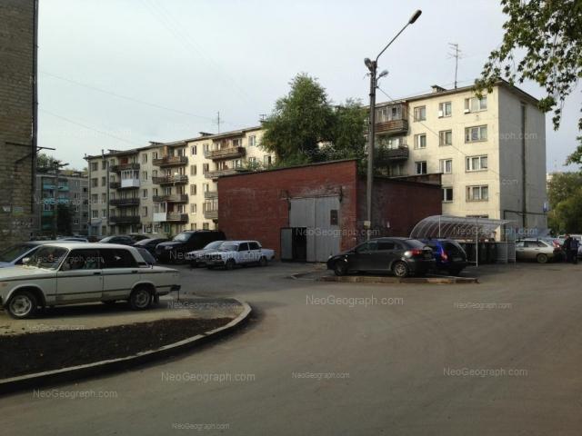 Адрес(а) на фотографии: улица Крауля, 68, Екатеринбург