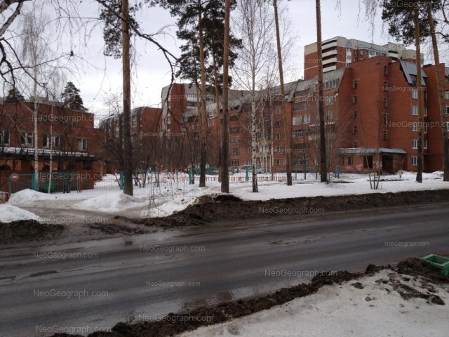 Адрес(а) на фотографии: Таёжная улица, 7, 9, Екатеринбург
