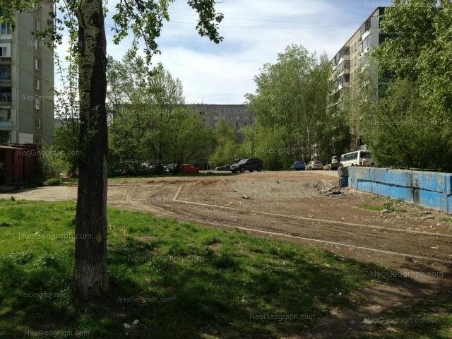 Адрес(а) на фотографии: Автомагистральная улица, 11, 13, 15, Екатеринбург