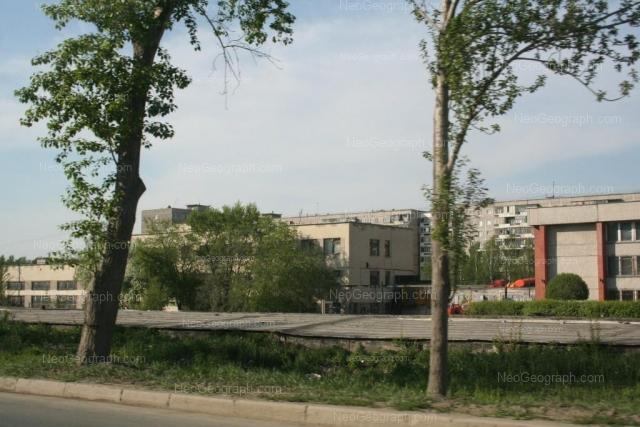 Address(es) on photo: Nachdiva Onufrieva street, 45, 47, Yekaterinburg