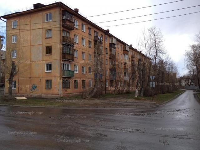 Адрес(а) на фотографии: улица Миномётчиков, 34, Екатеринбург