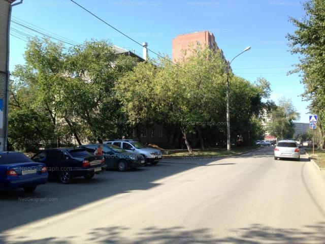 Адрес(а) на фотографии: Санаторная улица, 15, 19, Екатеринбург