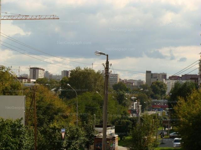 Адрес(а) на фотографии: улица Большакова, 151, Екатеринбург